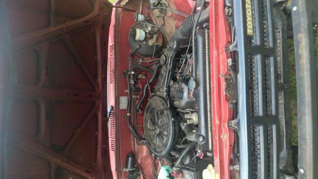 1986 Toyota 4x4 Lifted Pickup !!! No Reserve !!! ONE BID