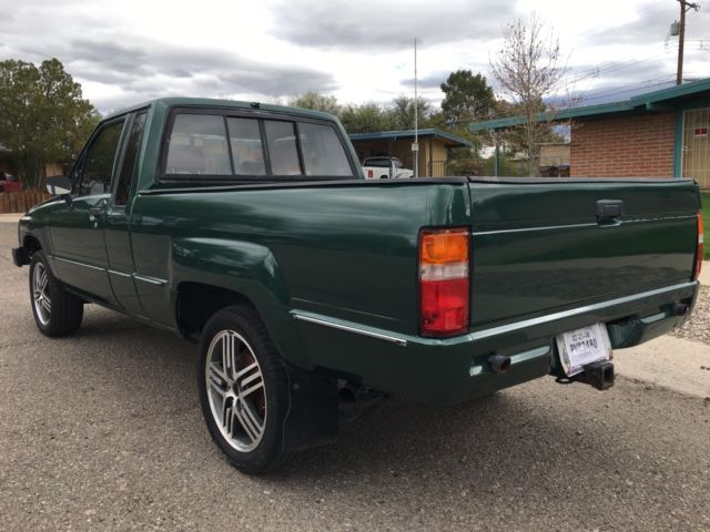 1986 Toyota Hilux Pickup Sr5 22re Super Charged Extra Cab