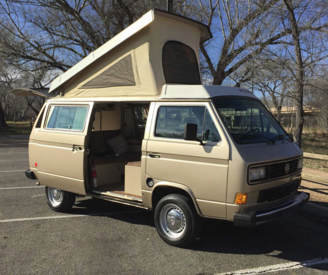Volkswagen European Delivery >> 1986 VW Vanagon Westfalia for sale - Volkswagen Bus ...