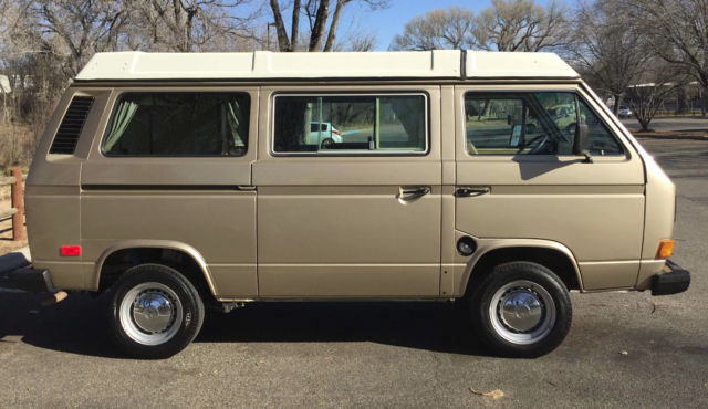 1986 VW Vanagon Westfalia for sale - Volkswagen Bus ...