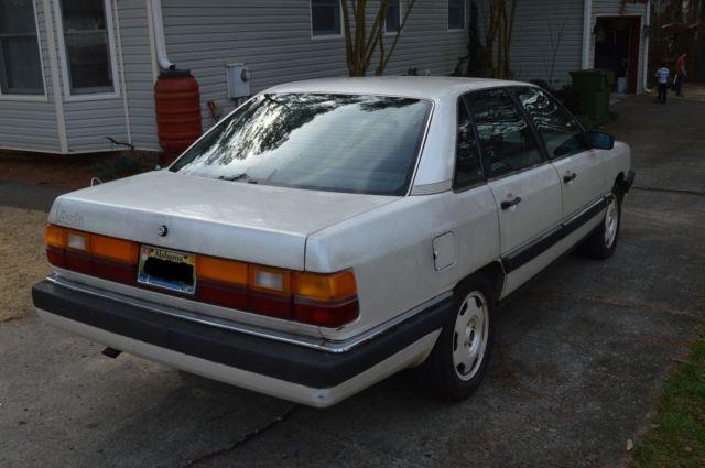 1987 Audi 5000 CS turbo quattro for sale - Audi 5000 ...
