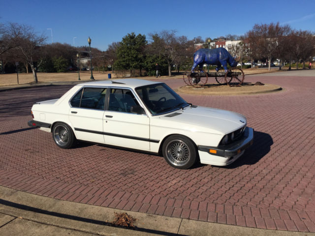 1987 Bmw 535is For Sale