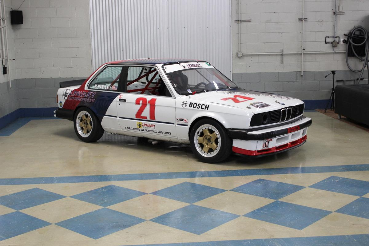 1987 bmw e30 325is racecar 325is imsa race car rare for. Black Bedroom Furniture Sets. Home Design Ideas