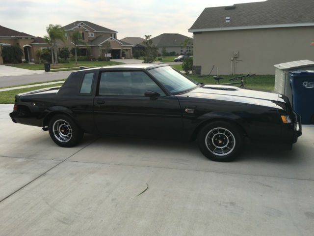 buick grand national 11 600 original miles for sale buick grand. Cars Review. Best American Auto & Cars Review