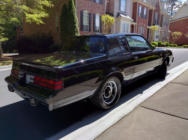 1987 buick grand national 49k miles for sale buick grand national. Cars Review. Best American Auto & Cars Review