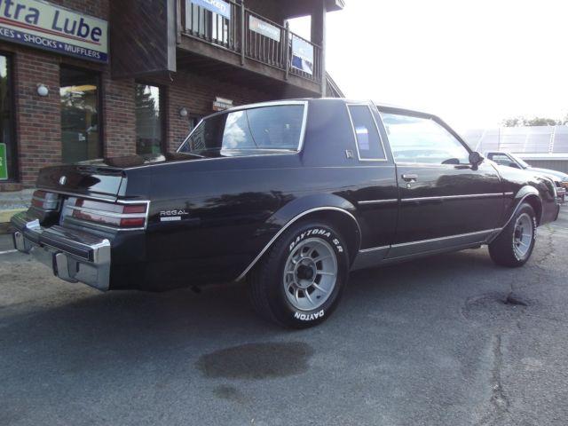 1987 buick regal t type for sale buick regal 1987 for. Black Bedroom Furniture Sets. Home Design Ideas
