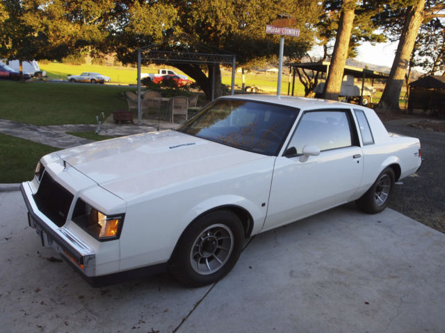 1987 buick regal t type limited for sale buick other 1987 for sale in santa rosa california. Black Bedroom Furniture Sets. Home Design Ideas