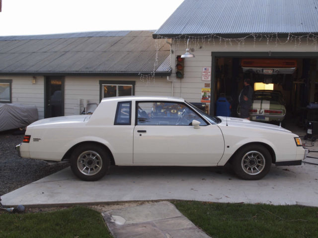 1987 buick regal t type limited for sale buick other. Black Bedroom Furniture Sets. Home Design Ideas