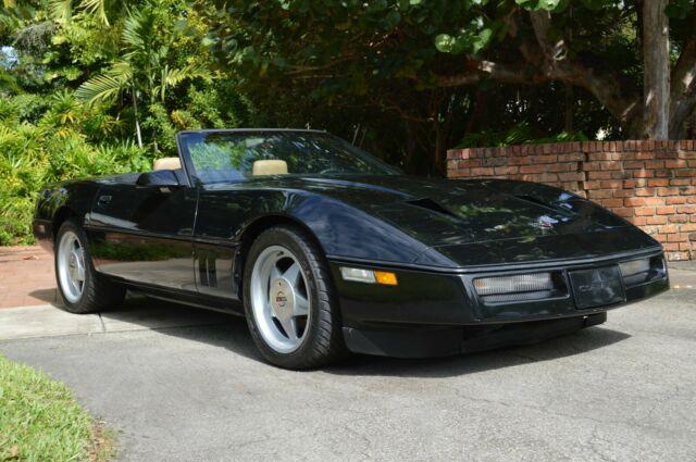1987 callaway twin turbo corvette convertible for sale. Black Bedroom Furniture Sets. Home Design Ideas