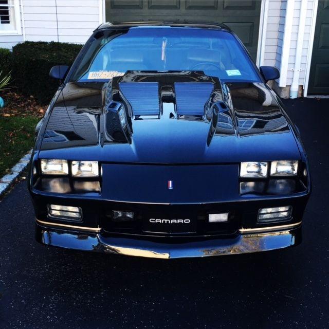 Bose Speakers For Cars >> 1987 Chevrolet Camaro IROC Z 350 for sale - Chevrolet ...