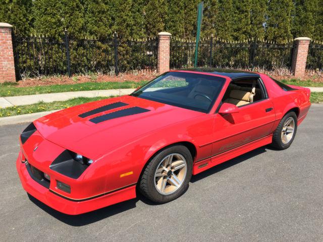 1987 Chevrolet Camaro Iroc-Z 5.0L Z28 5 Speed!!! for sale ...