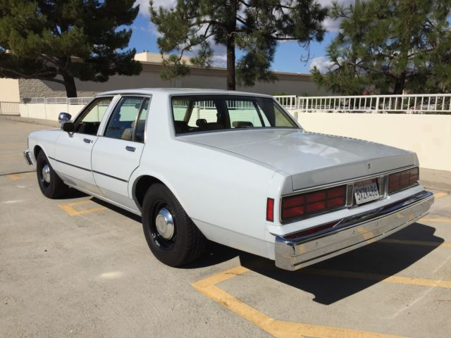 1987 chevrolet caprice 9c1 police package for sale chevrolet caprice 1987 for sale in los angeles california united states davids classic cars