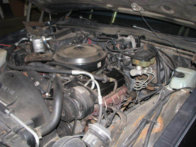 1987 chevrolet caprice classic v8 305 4dsd 52 000 miles for 305 chevy motor for sale