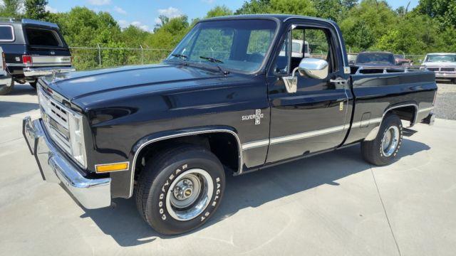 1987 chevrolet silverado 5040 miles for sale Chevrolet C