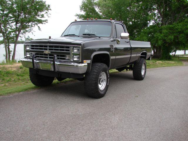 1987 Chevrolet V30 For Sale Chevrolet Silverado 3500 1987 For Sale In Camden Tennessee