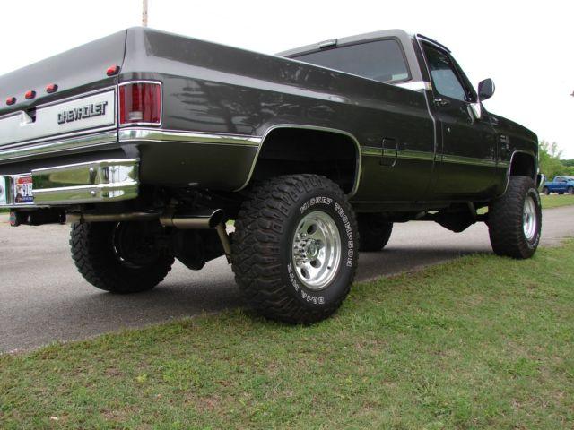 1987 Chevrolet V30 For Sale Chevrolet Silverado 3500