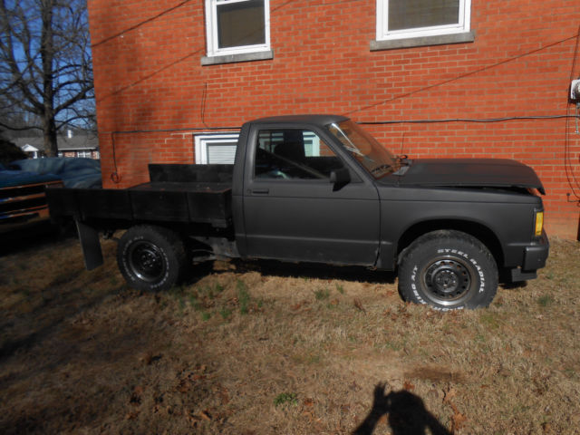 1987 chevy s10 southern coach parts trucks for sale chevrolet s 10 1987 for sale in. Black Bedroom Furniture Sets. Home Design Ideas