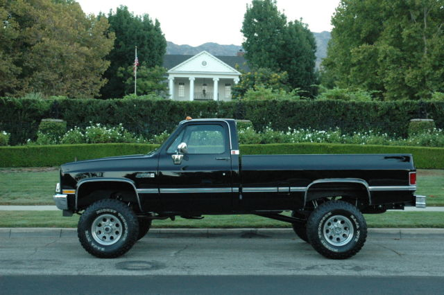 1987 chevy truck 1 ton 4x4 3500 for sale gmc sierra 3500 sierra classic 1987 for sale in. Black Bedroom Furniture Sets. Home Design Ideas