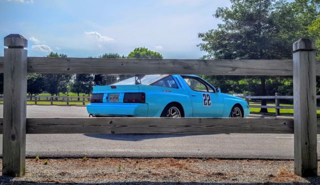 1987 Chrysler Conquest Tsi Scca Track Car For Sale