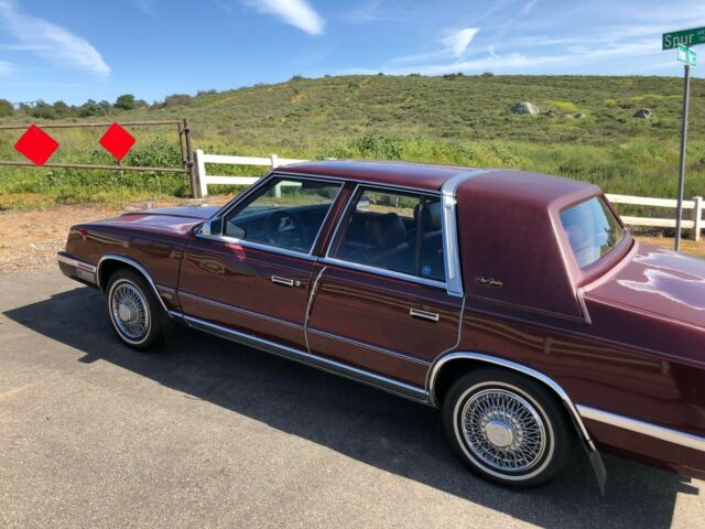 1987 chrysler new yorker talking car for sale chrysler new yorker 1987 for sale in oceanside california united states davids classic cars