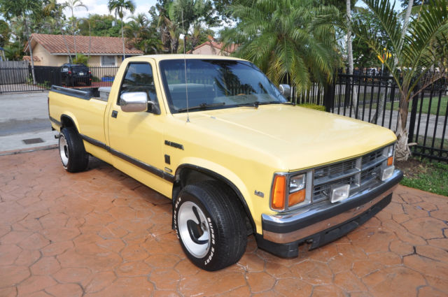 1987 dodge dakota std lb for sale dodge dakota lb 1987. Black Bedroom Furniture Sets. Home Design Ideas