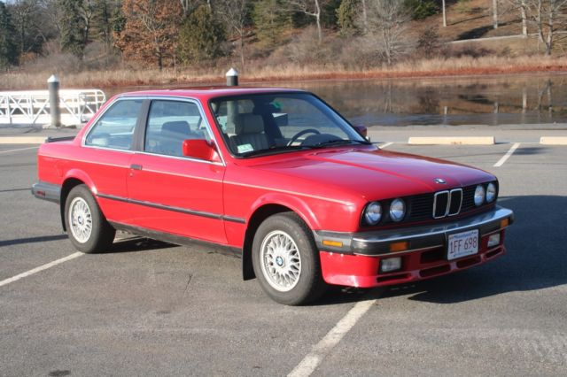 1987 E30 Bmw 325is 5 Speed Very Original Time Capsule For Sale Bmw 3 Series Is Sport 1987