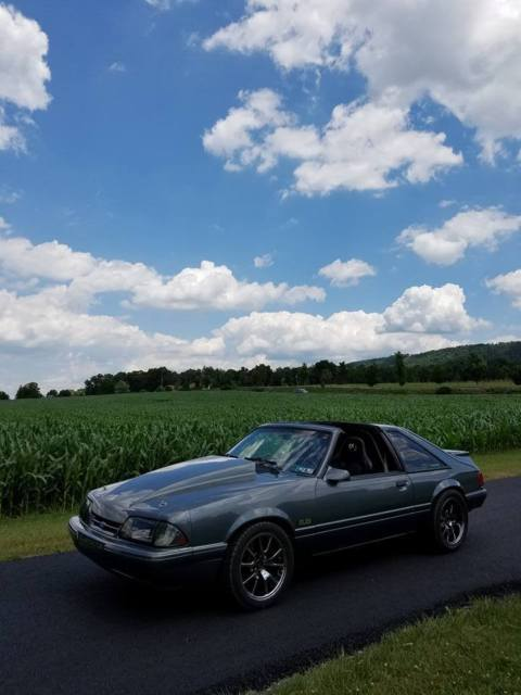 1987 Ford Mustang T Tops For Sale Ford Mustang T Top Car