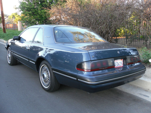 1987 ford thunderbird lx 5 0 v8 for sale ford thunderbird 1987 for sale in van nuys