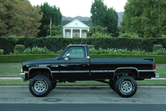 1987 chevy 1 ton