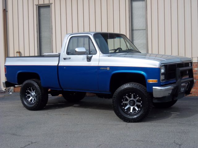 1987 gmc 4x4 truck