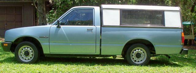 1987 Isuzu PUP Pickup Truck Original Paint Survivor - No