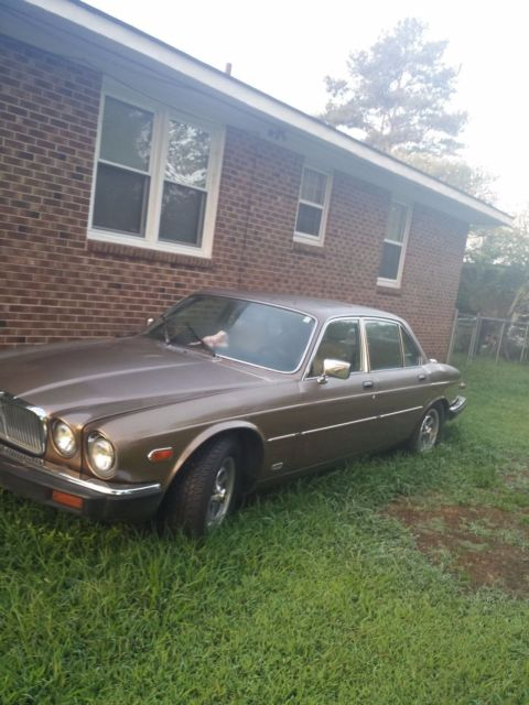 1987 jaguar xj6 vanden plas antique for sale jaguar other vanden plas 1987 for. Black Bedroom Furniture Sets. Home Design Ideas