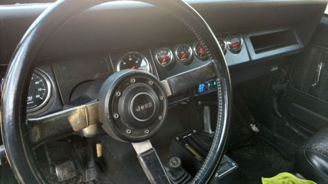 1987 Jeep Wrangler YJ - GM Vortec V6 4.3 w/ 4L60E ...