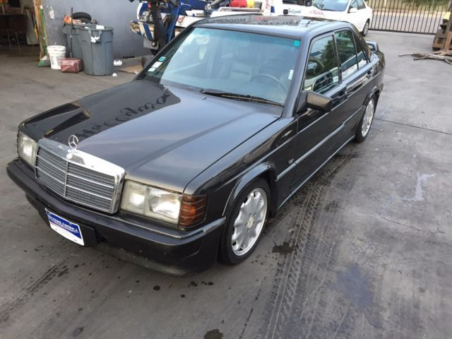 1987 mercedes 190e cosworth 2 3 16 valve 5 speed manual for Mercedes benz manual transmission for sale