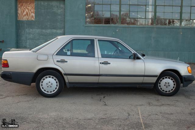 1987 mercedes 300d turbo diesel no reserve for sale for Mercedes benz turbo diesel