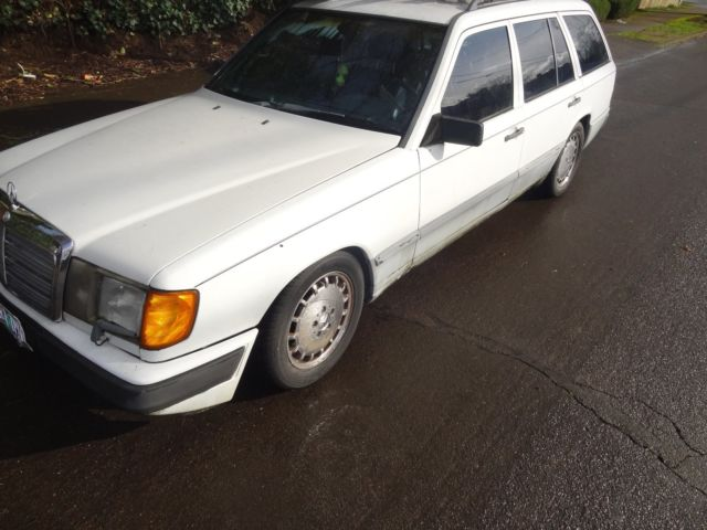 1987 mercedes 300td om603 turbo diesel wagon for sale for Mercedes benz diesel wagon for sale