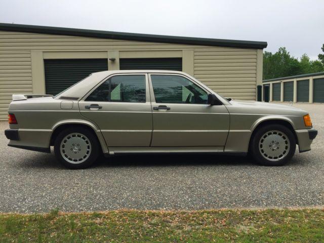 1987 Mercedes-Benz 190e 2 3-16v Cosworth Manual for sale - Mercedes