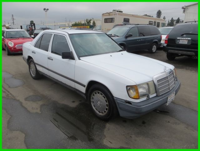 1987 mercedes benz 300e 4 dr used 3l i6 12v automatic no for Mercedes benz 300e for sale