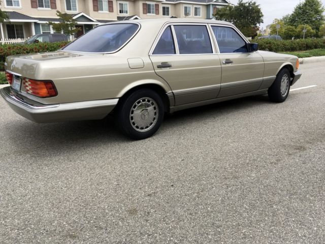 1987 mercedes benz 420sel 2nd owner since new all books for 1987 mercedes benz 420sel