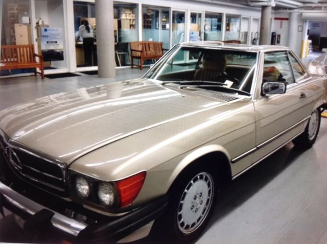 1987 mercedes benz 560sl 5 6 liter for sale mercedes for Mercedes benz 1987 for sale