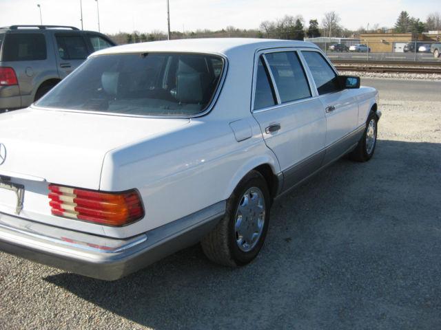 1987 merecede benz 420 sel for sale mercedes benz 400 for Mercedes benz 1987 for sale