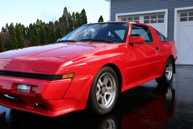 Mitsubishi Starion Esi R Turbo Speed Immaculate No Reserve