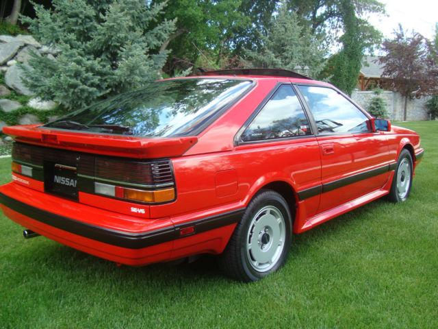1987 Nissan 200SX SE Hatchback 2-Door 3.0L for sale ...