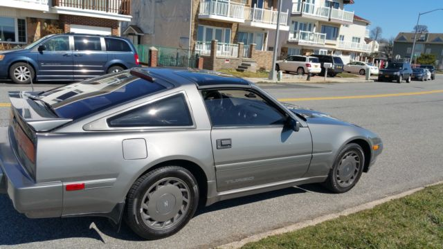 1987 nissan 300zx turbo coupe 2 door 3 0l for sale nissan 300zx 1987 for sale in staten island. Black Bedroom Furniture Sets. Home Design Ideas