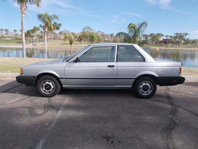 1987 Nissan Sentra 2 Door Coupe 47k Original Miles One Senior Owner Mint Garaged For Sale Nissan Sentra 1987 For Sale In Goodyear Arizona United States Smart technology that takes the chill off a cold morning, makes your playlist a. davids classic cars