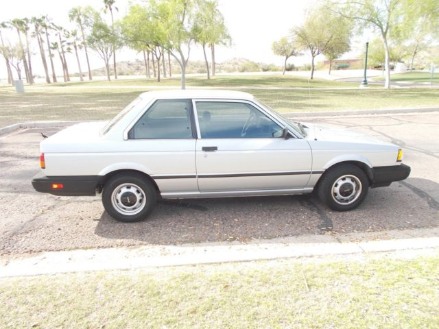 1987 Nissan Sentra 2 Door Coupe 47k Original Miles One Senior Owner Mint Garaged For Sale Nissan Sentra 1987 For Sale In Goodyear Arizona United States Price as tested $25,325 (base. davids classic cars