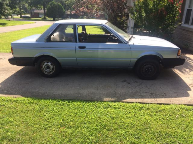 1987 Nissan Sentra 2 Door Coupe Daily Driver Low Mileage No Reserve For Sale Nissan Sentra 1987 For Sale In Mount Vernon Illinois United States Slight upgrades have kept the sentra fresh, but the competition, honda civic. davids classic cars