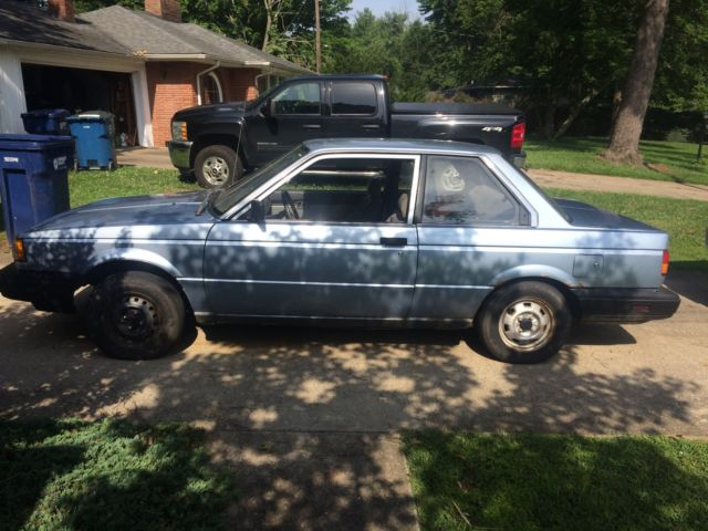 1987 Nissan Sentra 2 Door Coupe Daily Driver Low Mileage No Reserve For Sale Nissan Sentra 1987 For Sale In Mount Vernon Illinois United States You'll receive email and feed alerts when new items arrive. davids classic cars