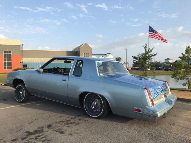 1987 Olds Cutlass Jesse James Custom Flake West Coast