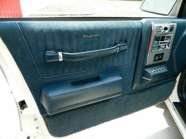 1987 Oldsmobile Cutlass Ciera Sedan Low Miles for sale - Oldsmobile